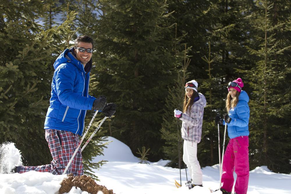 Schneeschuhwanderung in Obereggen