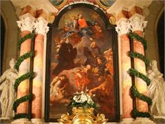 Alte St. Leonhard Kirche