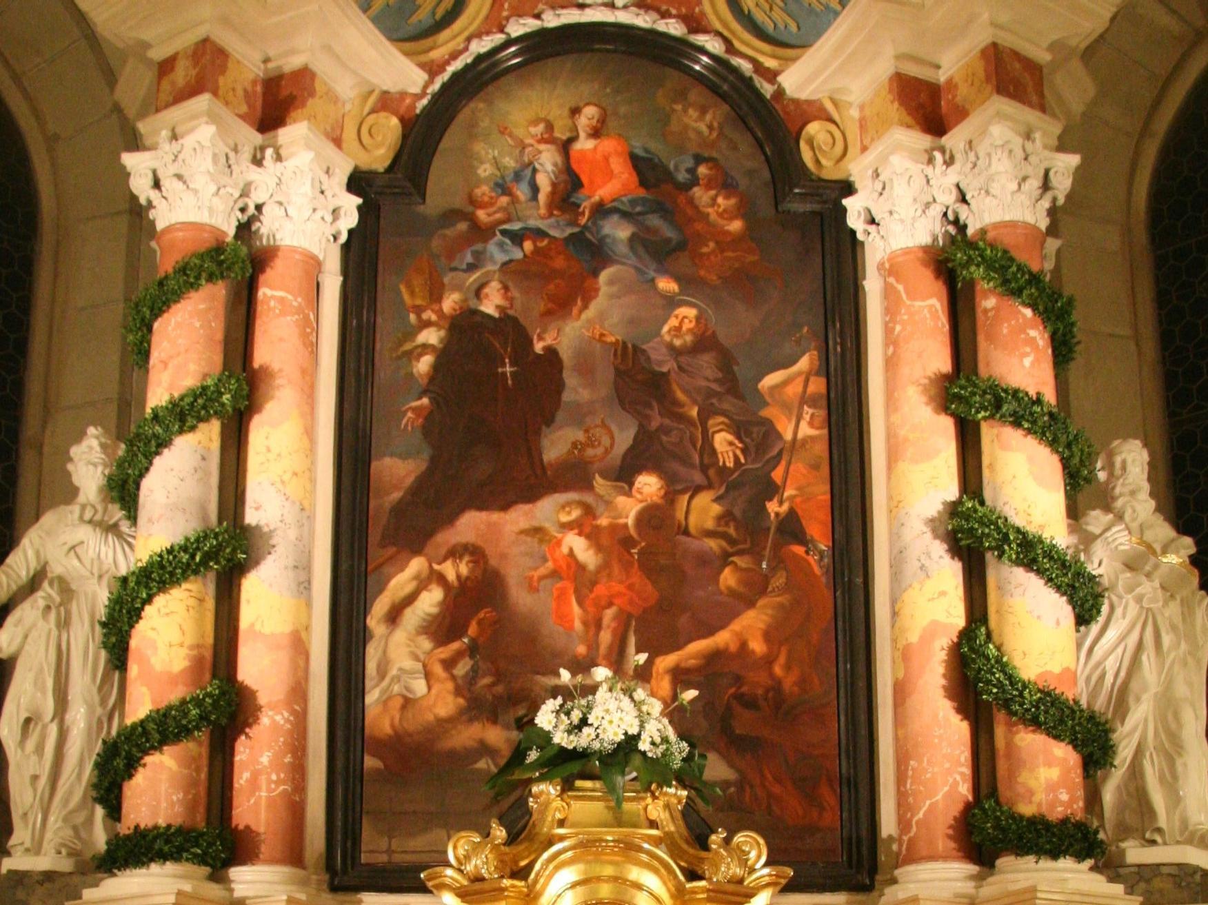 Alte Pfarrkirche St. Leonhard