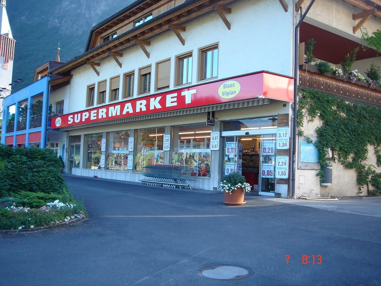 Market - Food shop Blaas