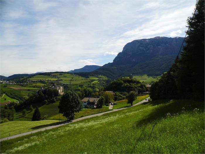 Schlosshof- Völs am Schlern