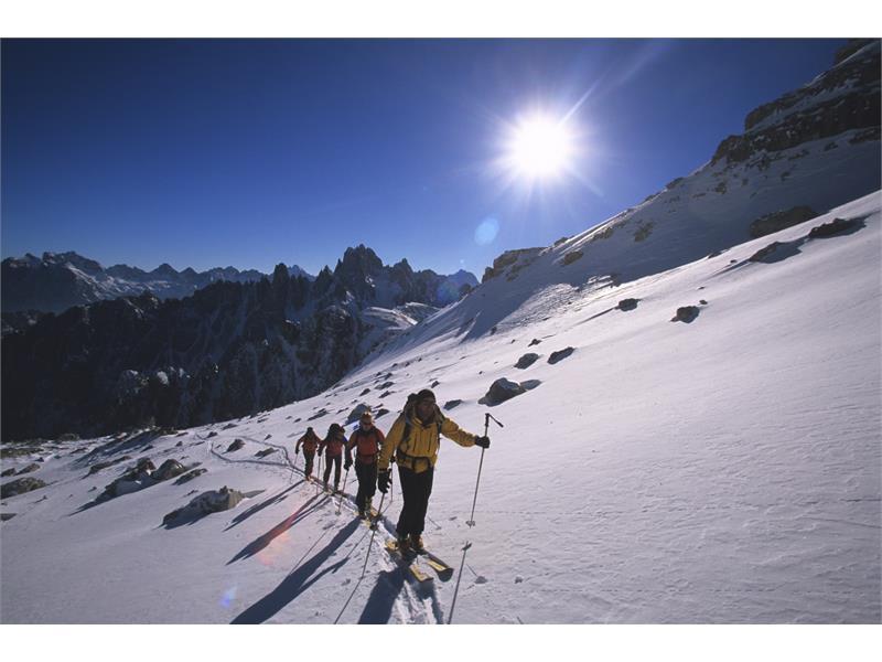 Ski tour Alta Pusteria/Hochpustertal