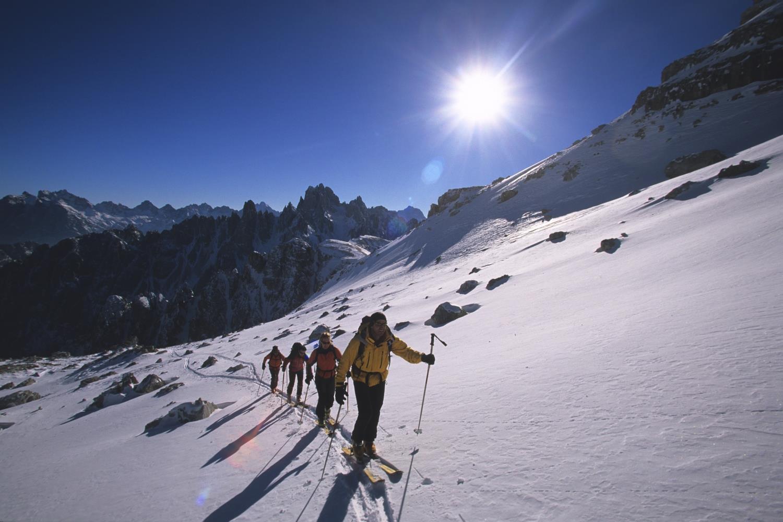 Skitouren Hochpustertal