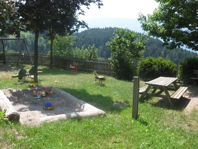 Playground in Versein/Vallesina