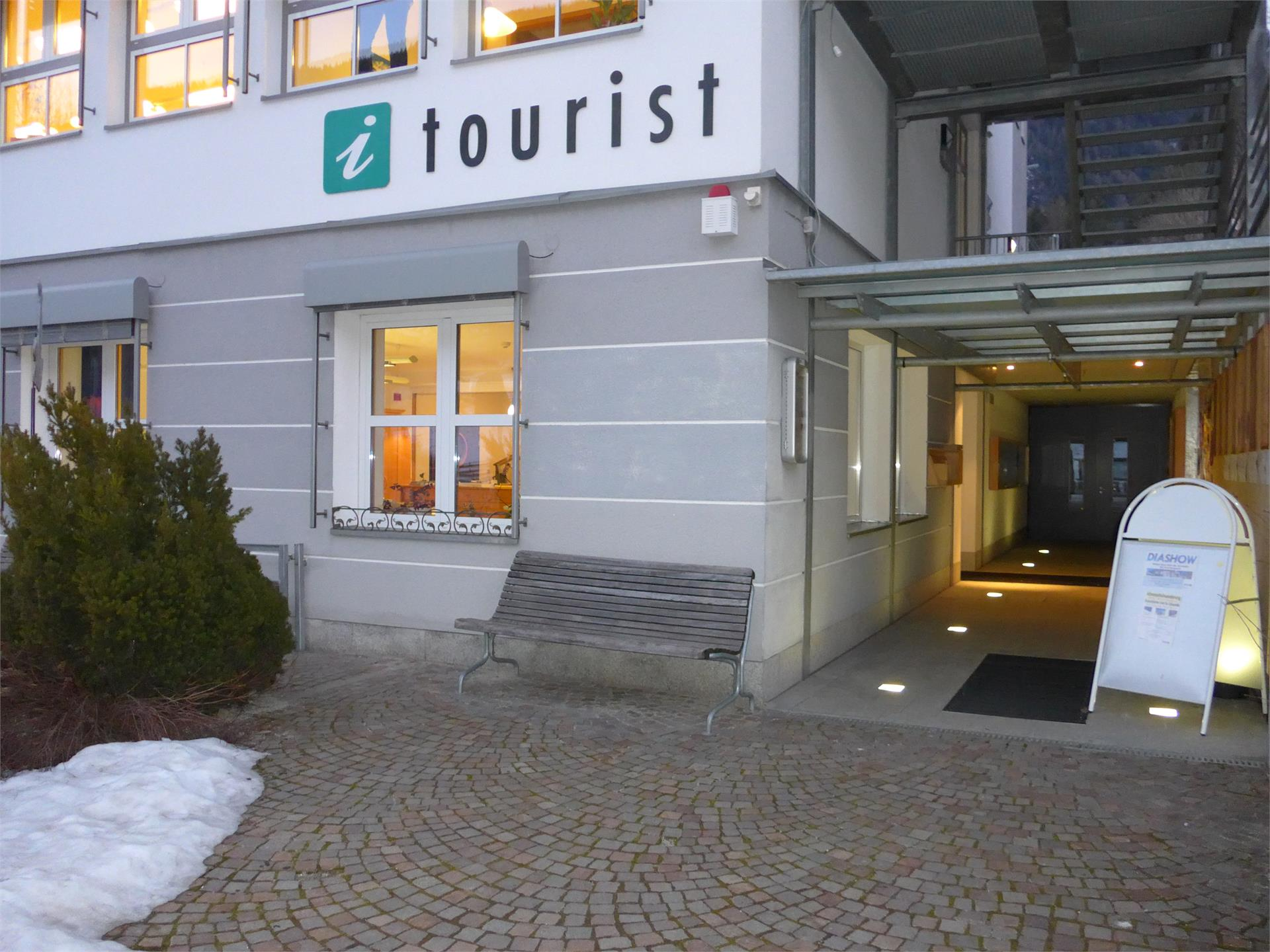 Ahrntal Tourismus Information - St. Johann