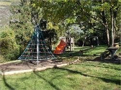 Kinderspielplatz an der Peterbachpromenade