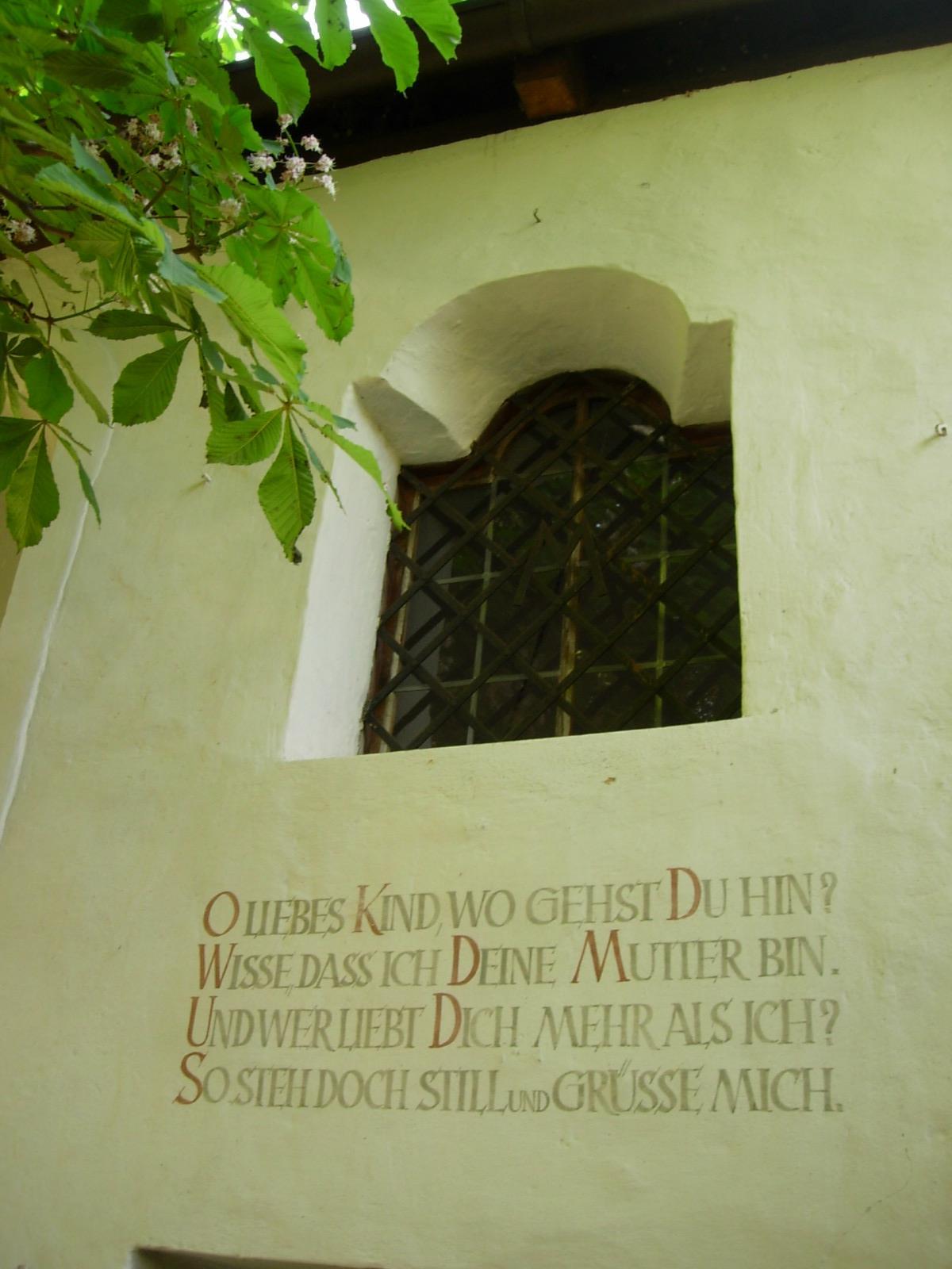 Kapelle Zur Schmerzhaften Muttergottes an der Brücke