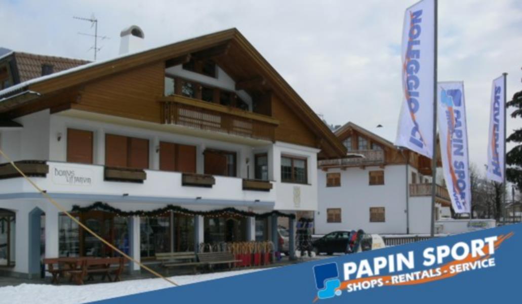 Ski Rental Papin Sport