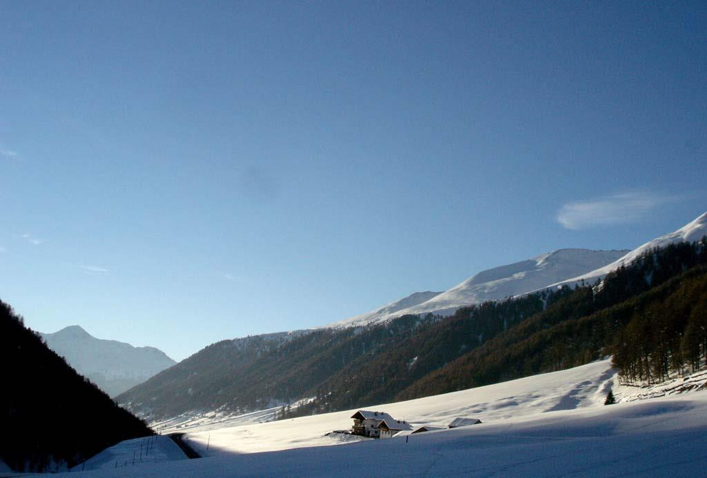 Langtaufers Winter