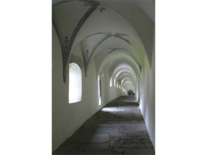 Kreuzgang im Kloster Karthaus