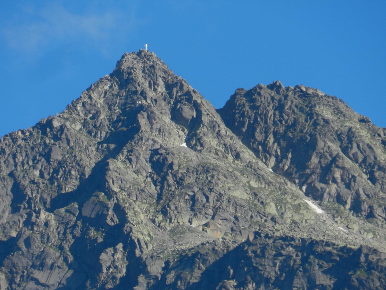 Peak Tschigat (3.000 m)