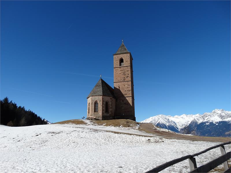 capella S. Catrein a Avelengo
