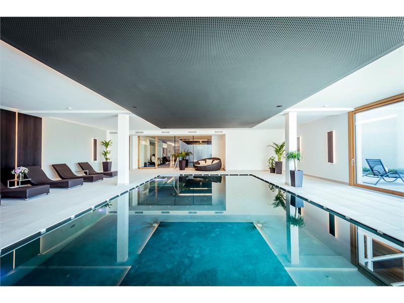 Hotel Val Venosta Villa Waldkönigin piscina
