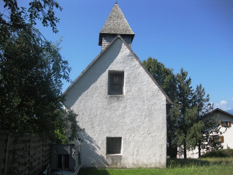 Valentinskirche in Schlaneid