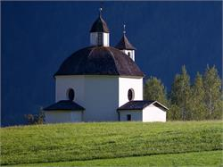 The Chapel of the Holy Sepulchre in Moos near Wiesen