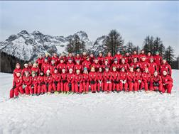 Ski School from Sexten/Sesto