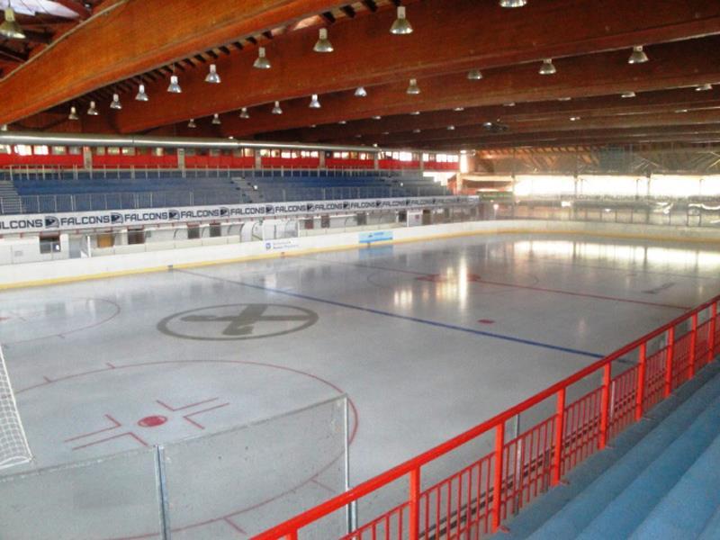 Ice Arena Brixen/Bressanone