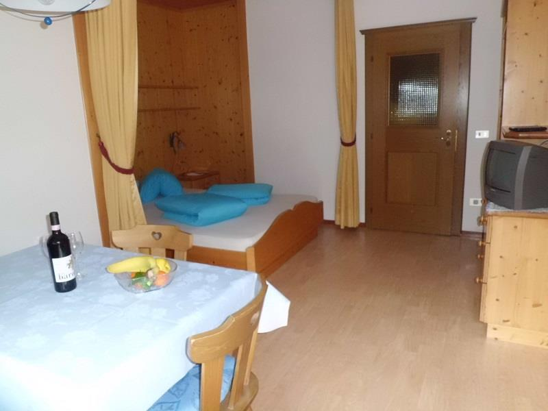 Wohnraum im Appartement Arinka