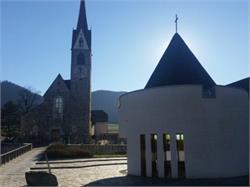 Chiesa parrocchiale a Gais