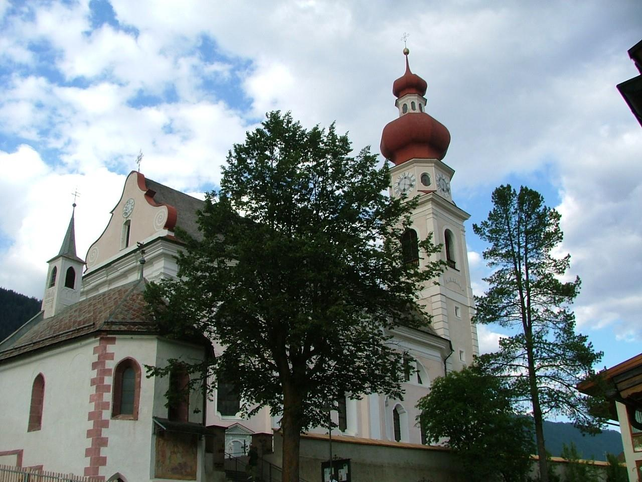 "Church ""Hl. Stephanus"""
