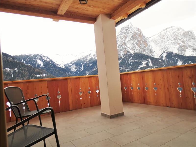 Schlern - Terrasse