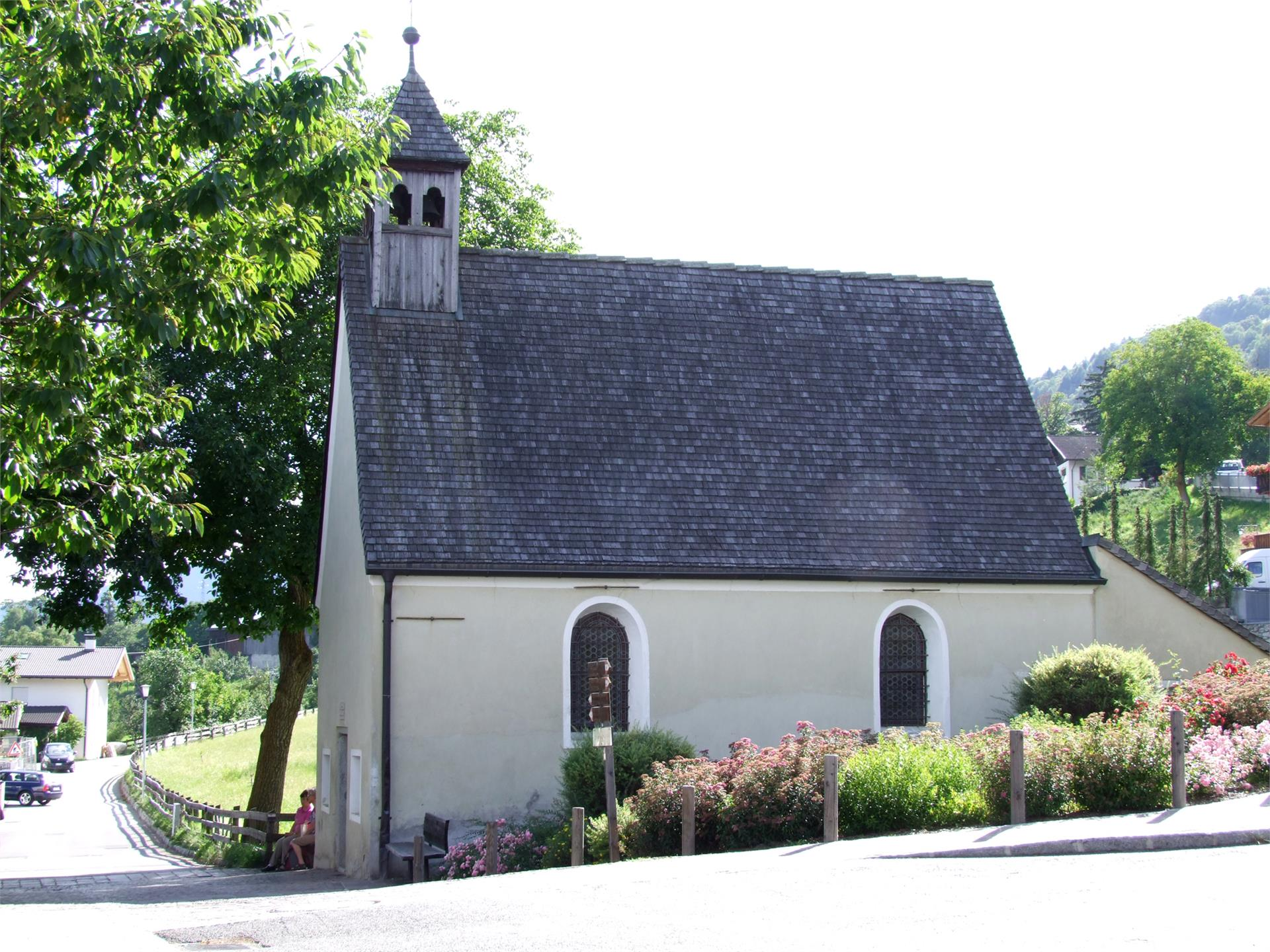 Church St. Anton im Moos in Velturno/Feldthurns