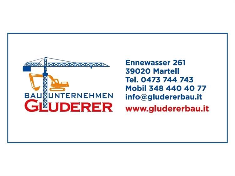 Bauunternehmen Gluderer