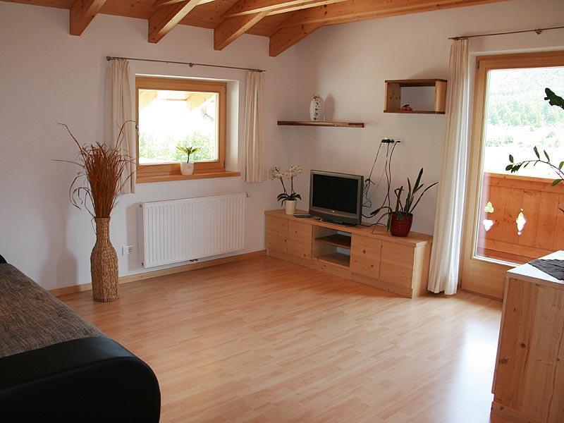 Appartement Föhre Wohnraum