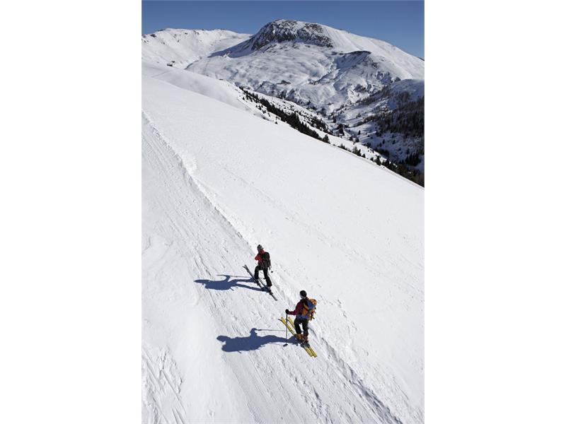 Ski area Merano 2000