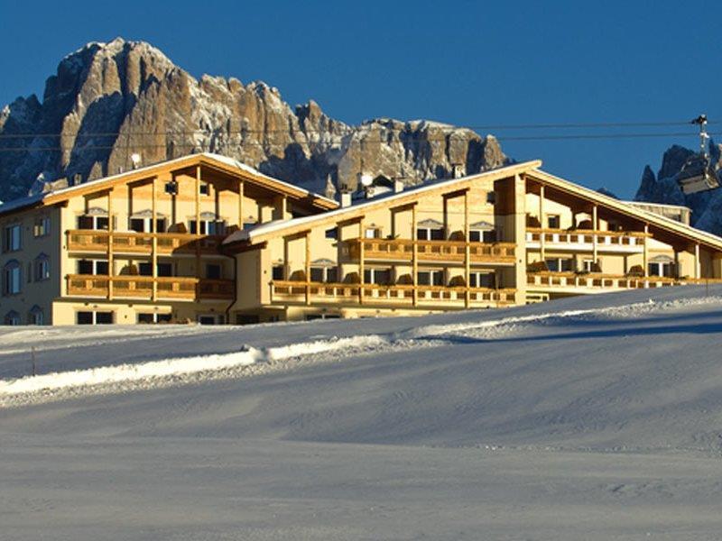 Hotel Santner d'inverno