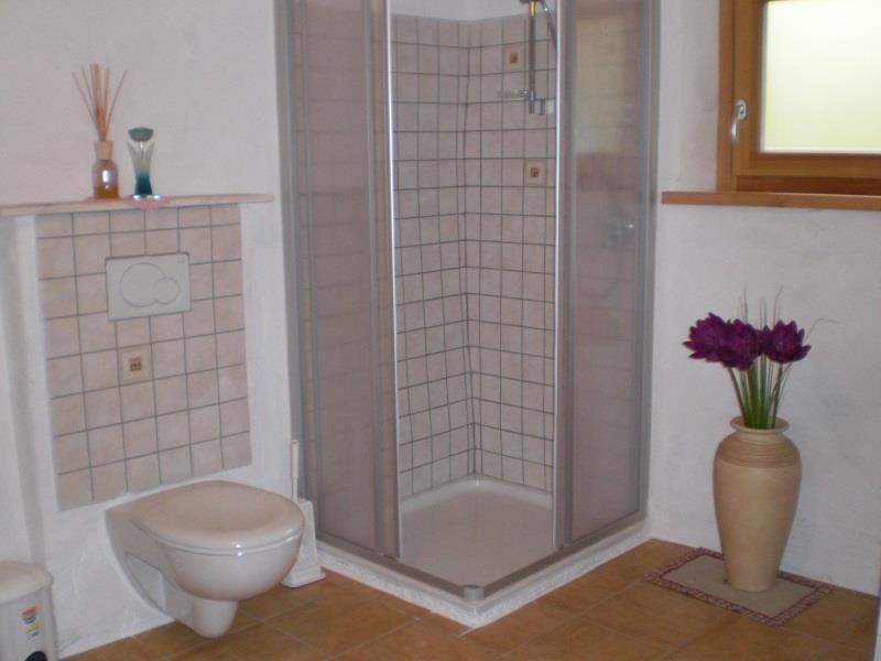 Holiday house - bathroom