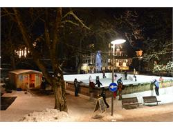 Ice rink Valdaora di Mezzo