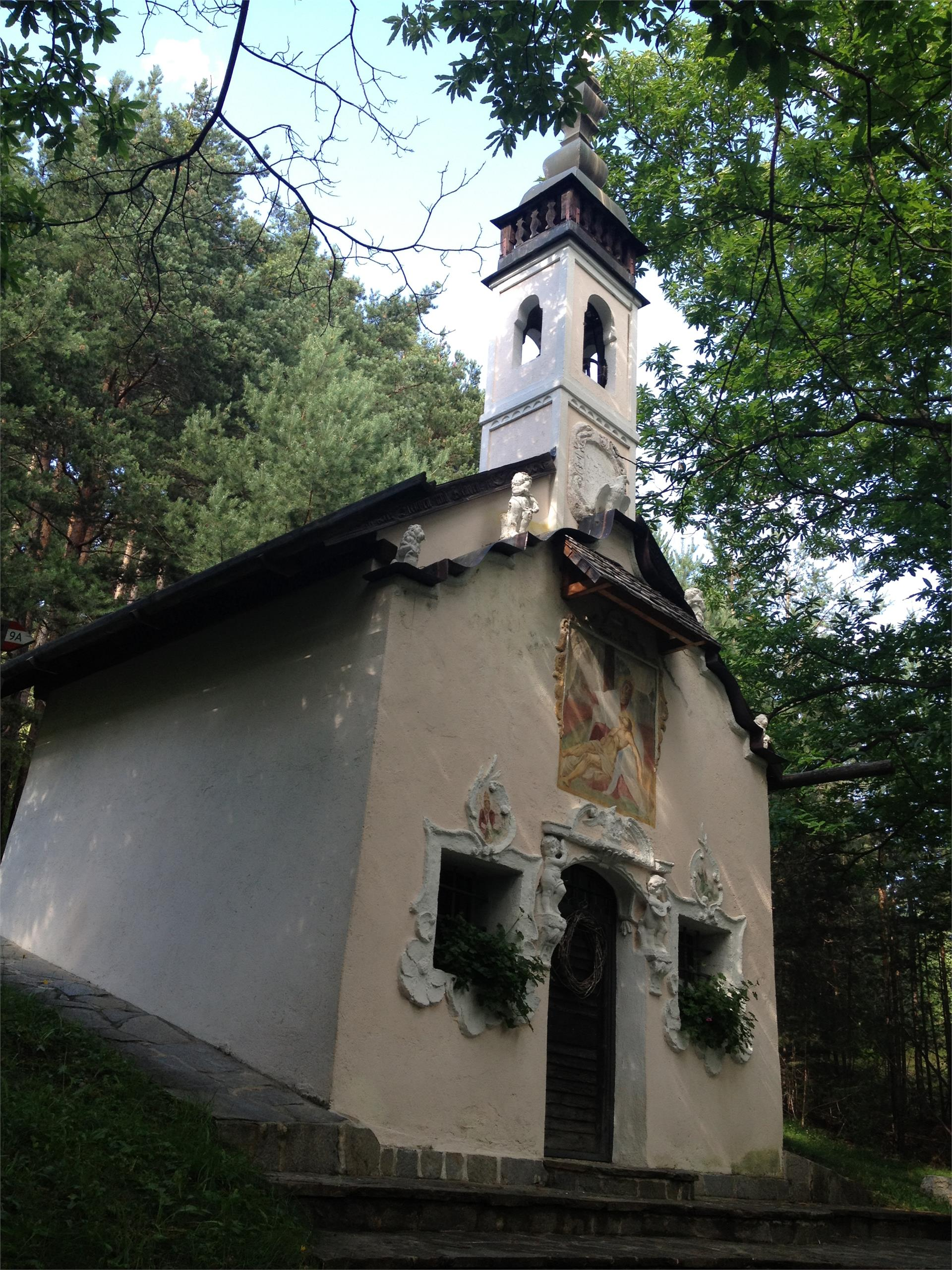 From Aicha/Aica to the Stöcklvater Church in Mühlbach/ rio di Pusteria