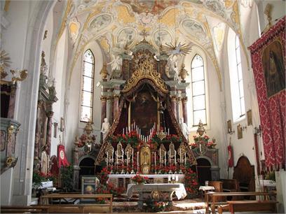 Maria Trens Pilgrimage Church