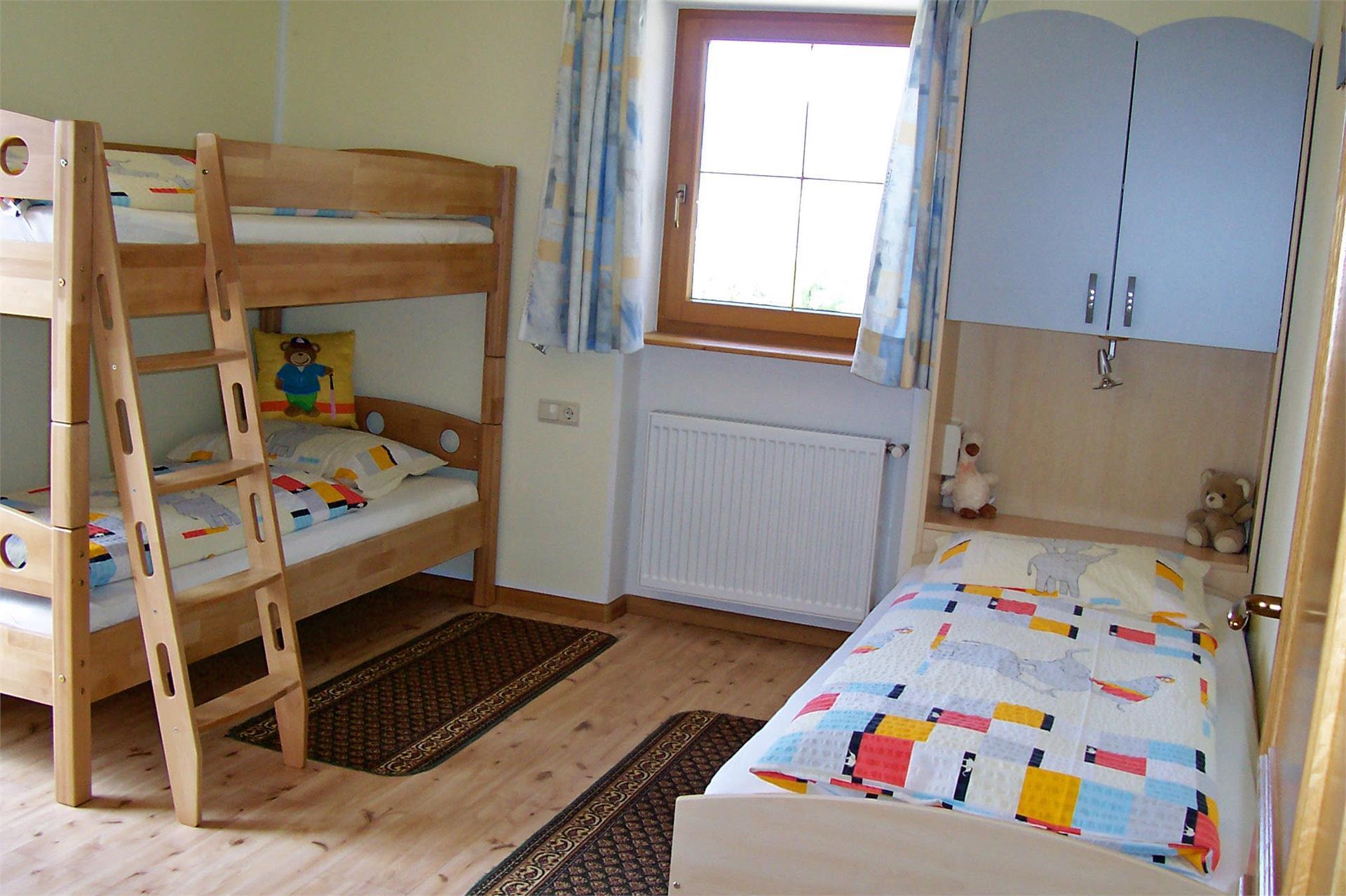 Kinderzimmer in Wohnung