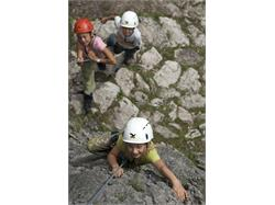 Climbing crag Military