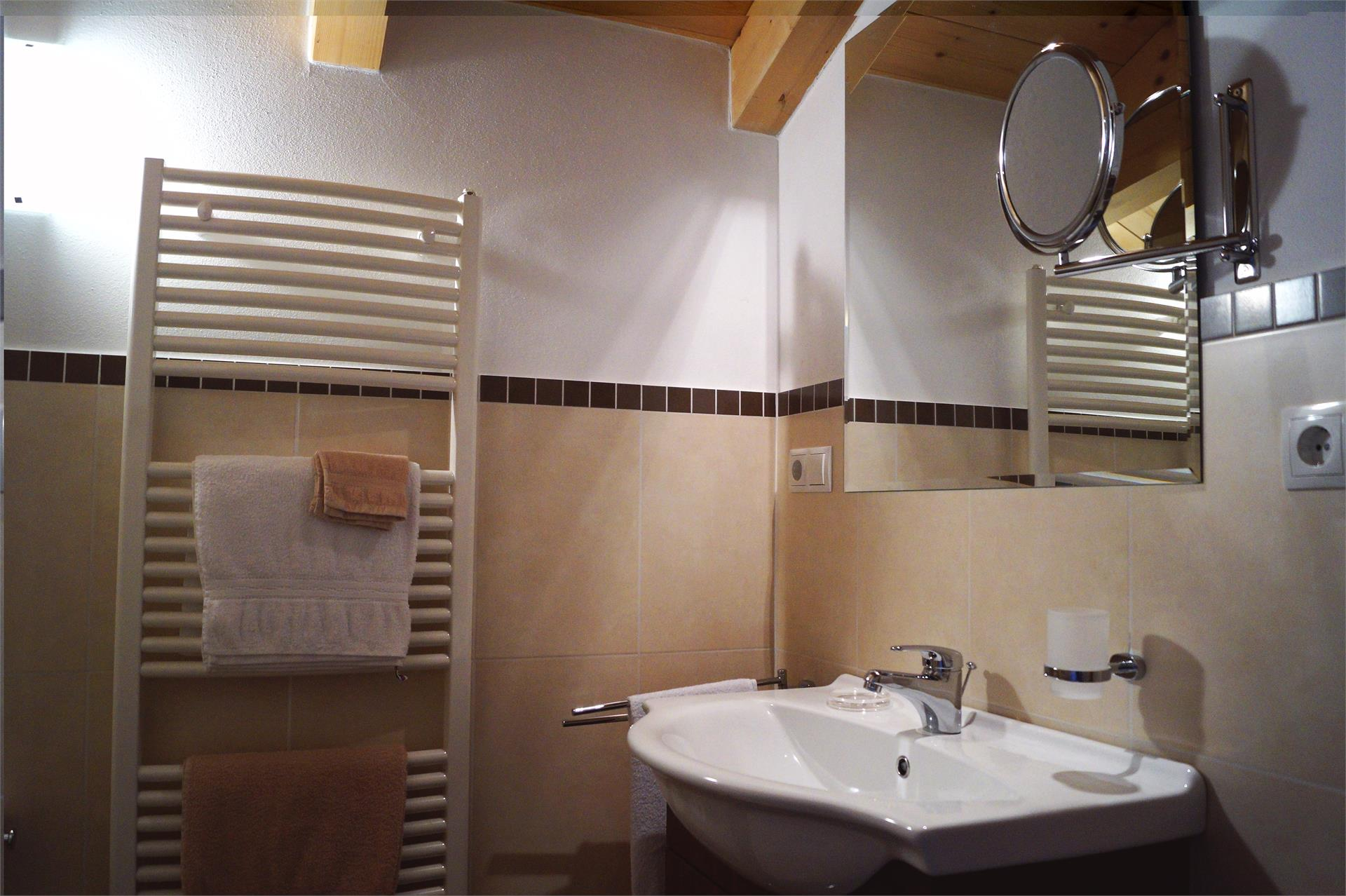 Badezimmer Appartement A