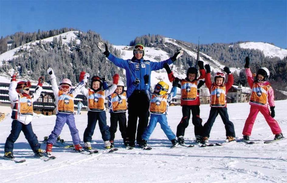 Scuola sci e snowboard Badia