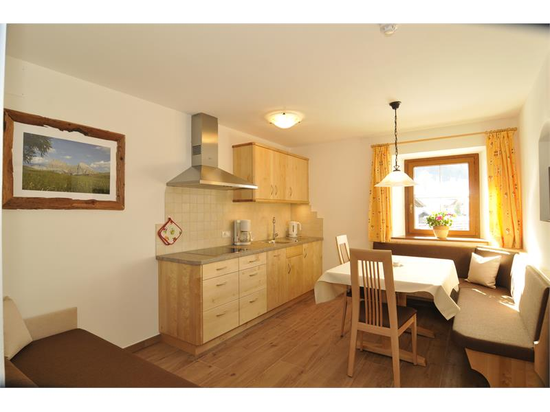 Kitchen; apartment Wiese