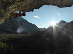 Klettergarten Landro Höhlen