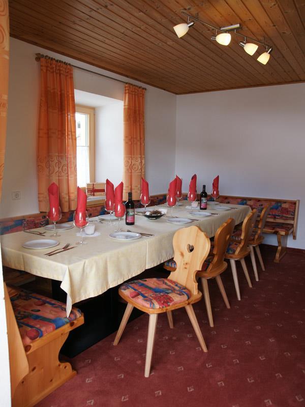 Sala per mangiare