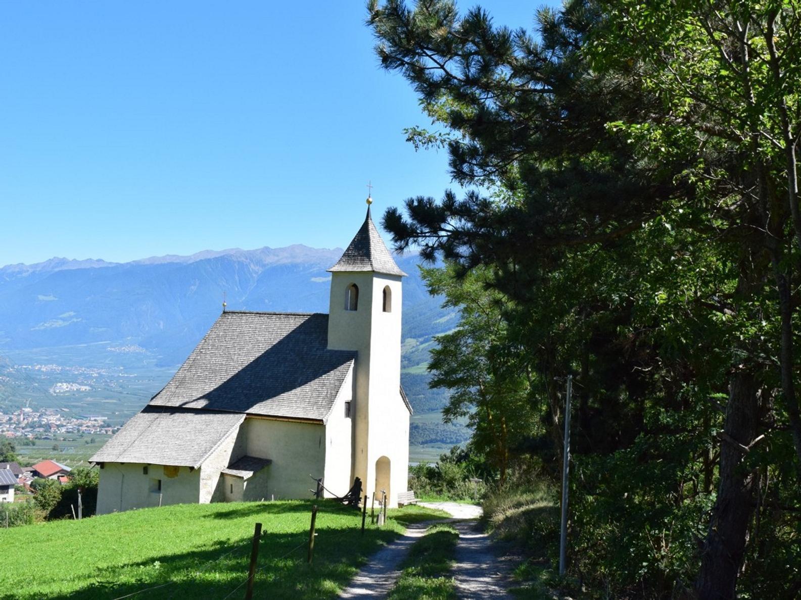 Church of Visitation, Alliz/Allitz