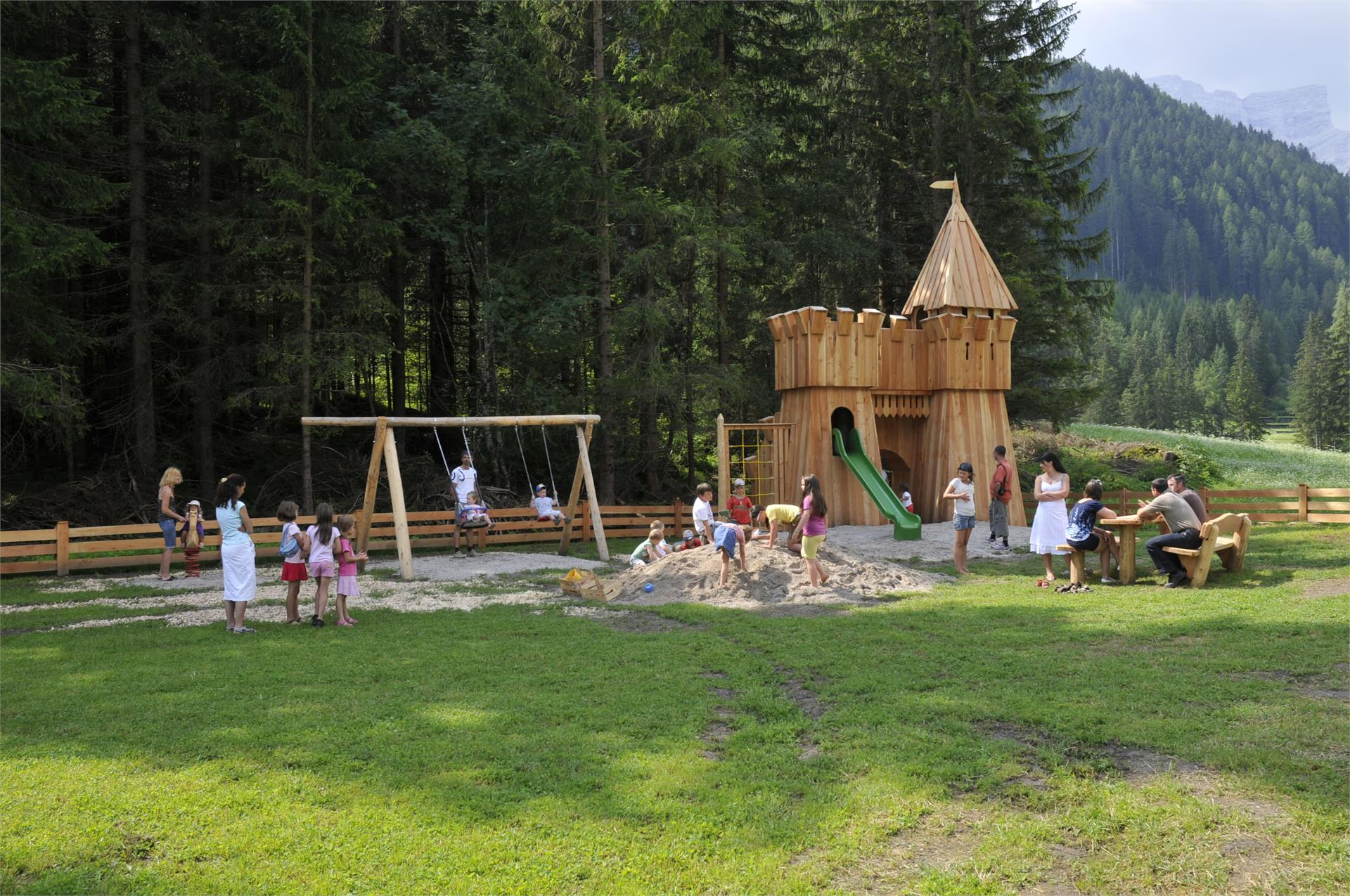 "Children´s playground ""San Vito"""