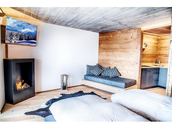 Stern Mountain Chalet - Junior suite
