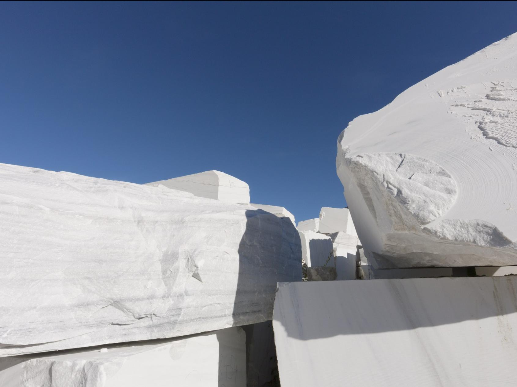 Lasa marble - the white gold from the Alps