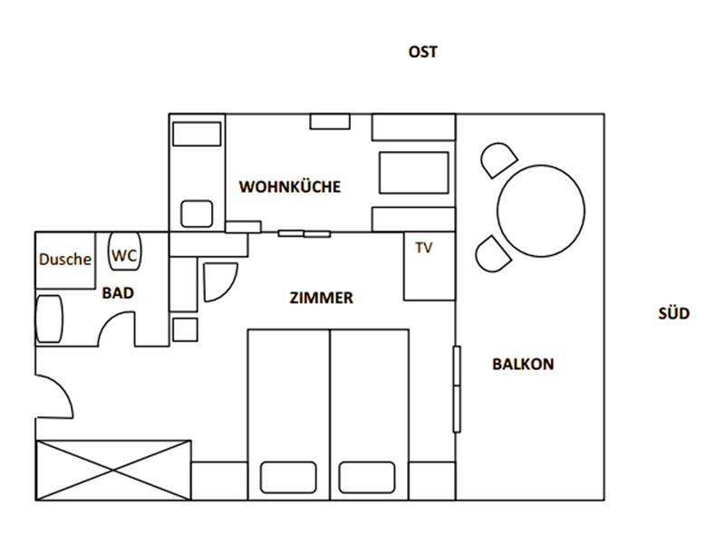 Appartamento Ifinger