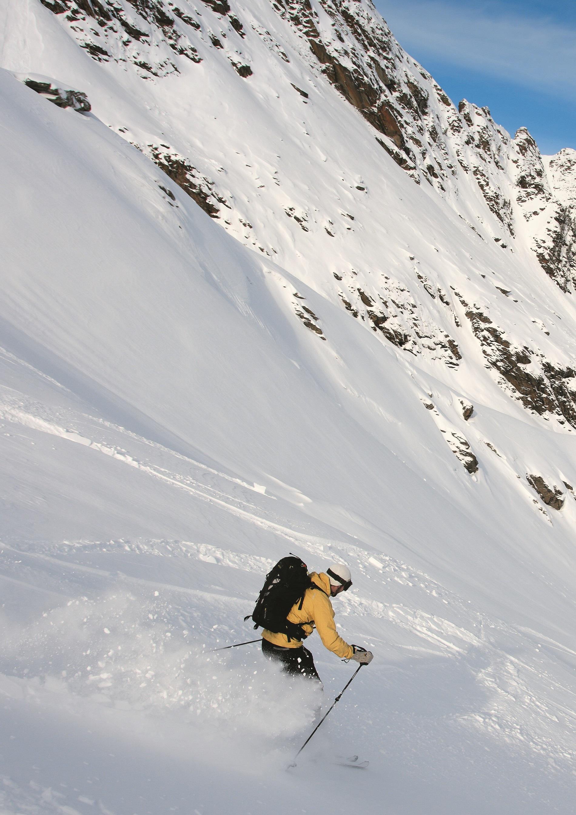 Skitour Seelenkogel (3.475 m)