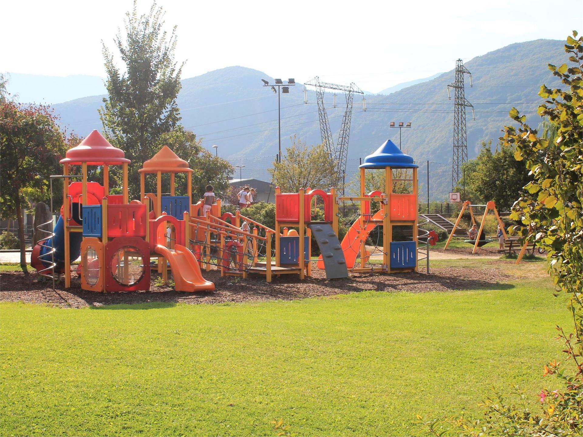 Kinderspielplatz Marconi