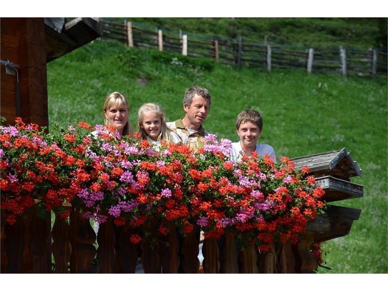 Unterjochmayr Familie Staffler