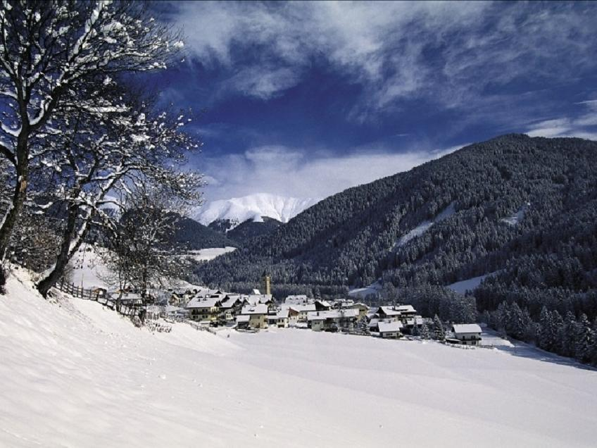 Winter walking tour: Panoramic path Gandelle/Kandellen